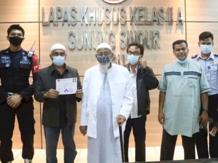 Abu Bakar Ba'asyir Ucapkan Terima Kasih, Akui Dapat Kelonggaran Saat Dipenjara