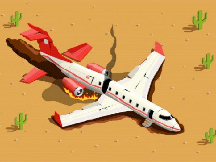 Pasca Pembakaran Pesawat oleh KKB di Intan Jaya Papua, Pilot Jalani Tes Psikologi