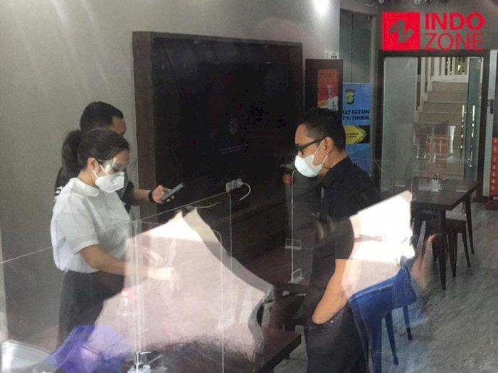Gisel Tiba di Polda Metro untuk Diperiksa di Kasus Video Porno