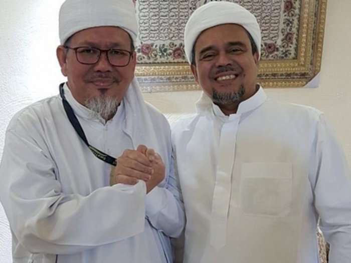 Ustad Tengku Zulkarnain Pertanyakan Mengapa Habib Rizieq Berada dalam Sel Isolasi