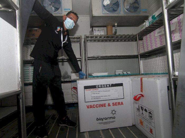 MUI Nyatakan Vaksin Covid-19 Sinovac Halal dan Suci