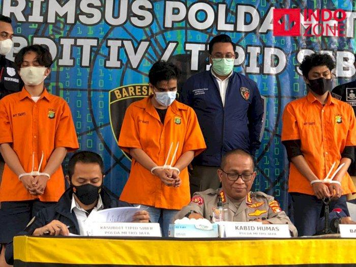 Polisi Bongkar Peran Tersangka Selebgram di Kasus Jual Surat PCR Palsu