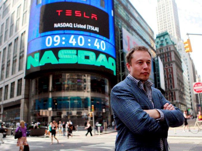 Wow! Elon Musk Kalahkan Jeff Bezos sebagai Orang Terkaya Sedunia, Hartanya Ribuan Triliun