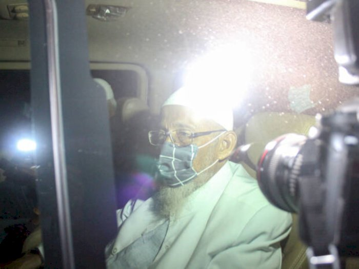 Abu Bakar Ba'asyir Telah Bebas Murni, PKS: Alhamdulillah Semoga Sehat
