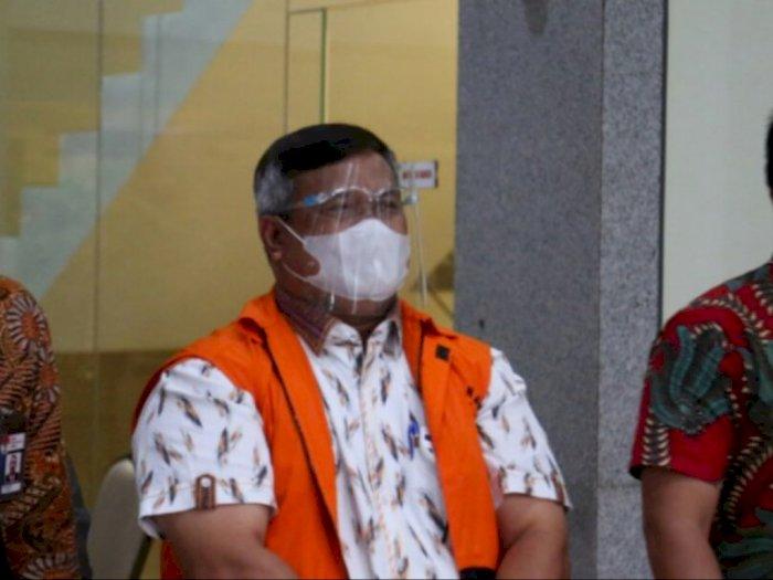 Bupati Labura Khairuddin Segera Disidang Usai KPK Serahkan Barang Bukti Terkait Kasus Suap