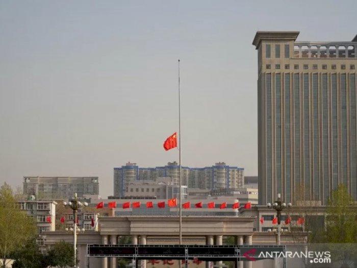 Shijiazhuang Lockdown Gara-gara Kasus Baru, 80 Persen Penerbangan Batal