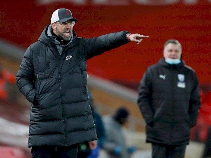 Liverpool Tak Bisa Danai Penandatangan Bek Tengah, Jurgen Klopp Salahkan Covid-19