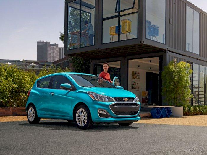 Chevrolet Spark 2021 Diklaim Menjadi Mobil Termurah  di AS, Dijual Mulai US$ 13.400