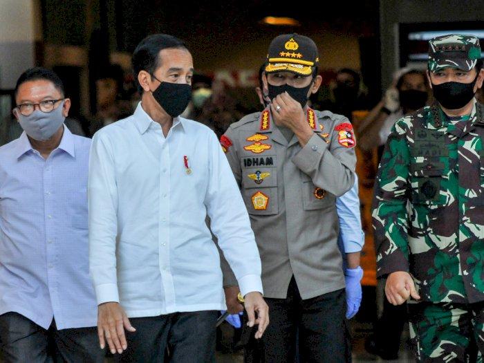 MPR Yakin Presiden Jokowi Kirim Satu Nama Calon Kapolri, Ini Sosok Kandidat Terkuatnya