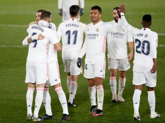 Badai Salju, Skuad Real Madrid Terjebak 2 Jam di Pesawat Saat Perjalanan ke Markas Osasuna