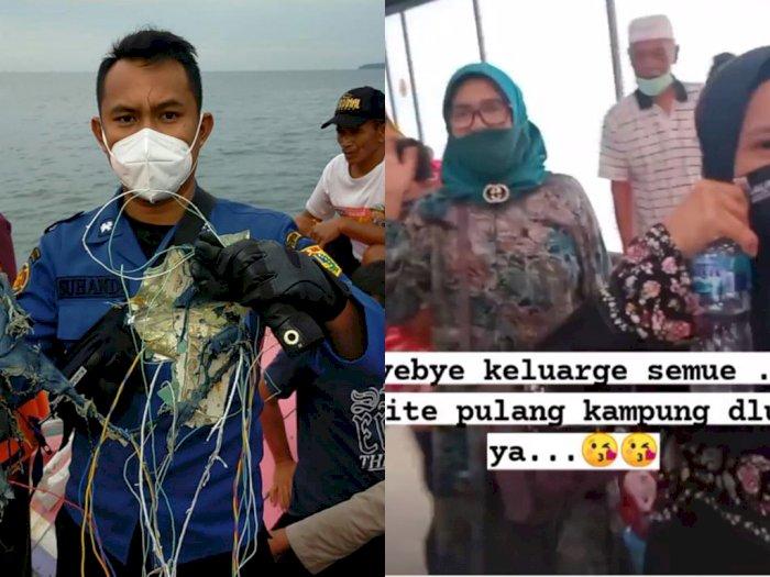 Ratih Windania, Diduga Salah Satu Penumpang Sriwijaya Air, Banjir Ucapan Duka Cita