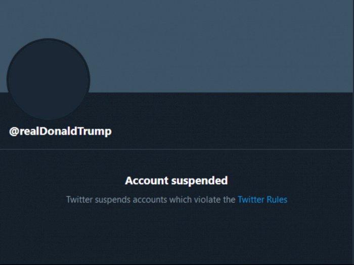 Mengapa Twitter Blokir Akun Donald Trump Secara Permanen, Apa Pertimbangannya?