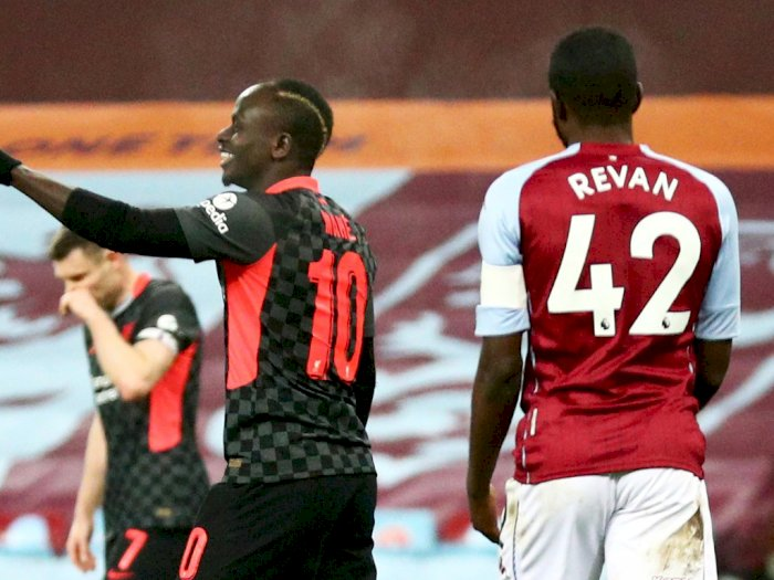 FOTO: Piala FA, Liverpool Bantai Aston Villa 4-1