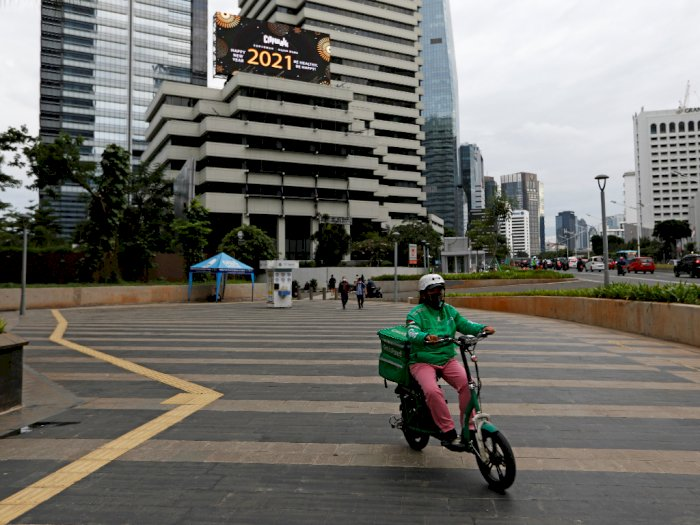 Ini Beberapa Kebijakan Saat PSBB Ketat Jakarta 11-25 Januari 2021
