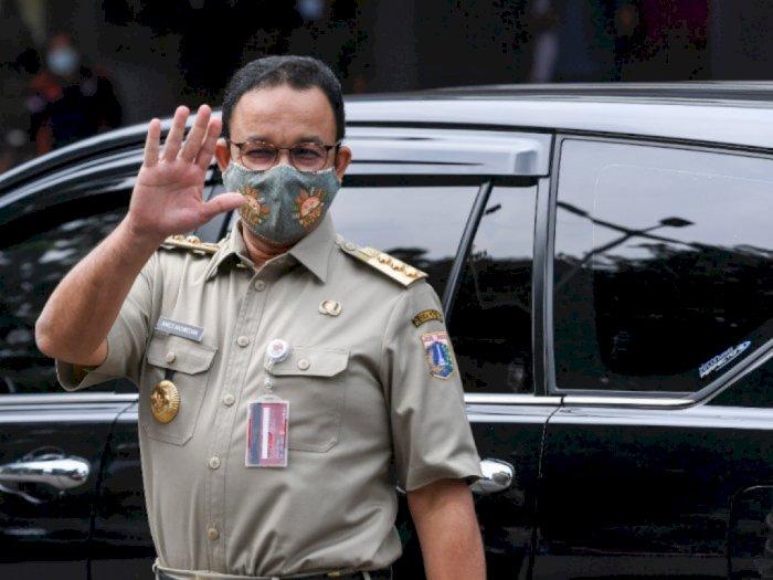 Anies Berharap Lonjakan Covid-19 di DKI Turun, Supaya PSBB Ketat Tak Diperpanjang