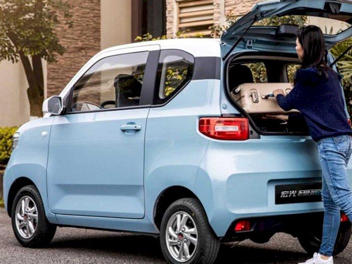 Mobil Listrik Mini Ini Sudah Terjual Hingga Ratusan Unit Selama 7 Bulan, Murah dan Bagus