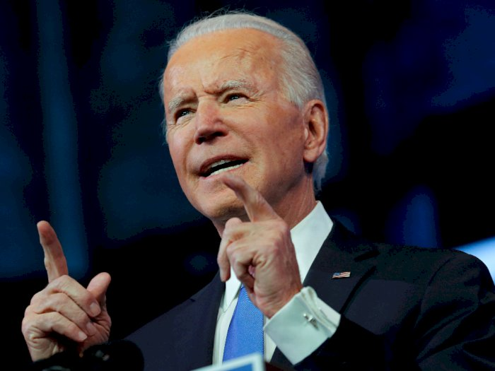 Trump Tak Akan Hadiri Pelantikannya, Joe Biden: Hal yang Bagus