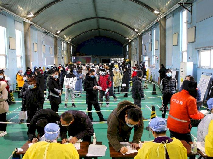 Larang Perayaan Besar Imlek di Tengah Pandemi, Beijing Tutup 155 Tempat Ibadah