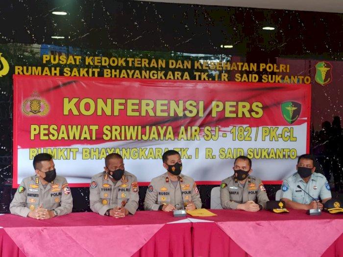 7 Kantong Jenazah Tiba di RS Polri, DIV Mulai Identifikasi Besok