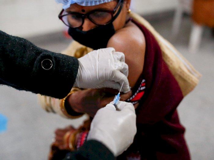 Vaksinasi Covid-19 di India Dimulai Pada 16 Januari