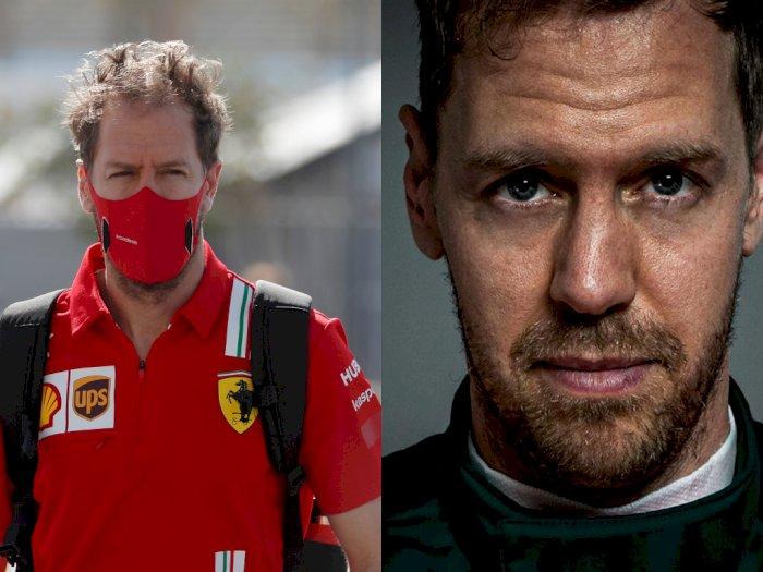 Berlabuh ke Aston Martin di F1 2021, Sebastian Vettel Ungkapkan Janji-janjinya!