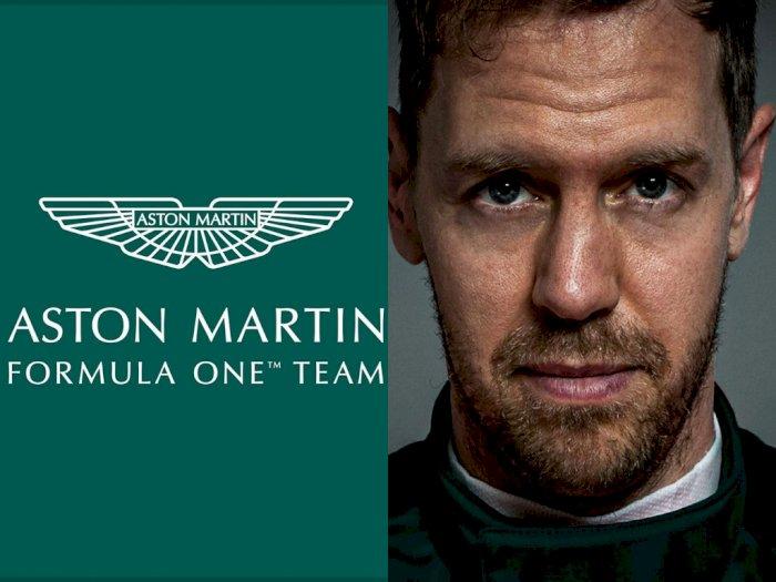 Bergabung dengan Aston Martin, Ini Harapan Lawrence Stroll pada Sebastian Vettel!
