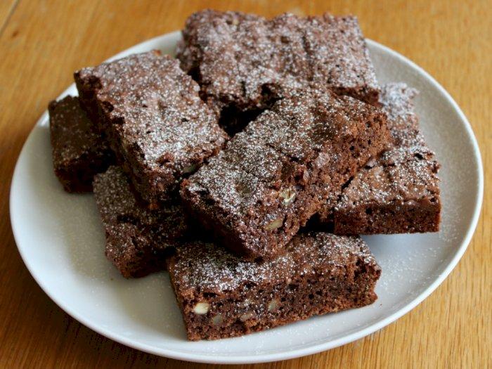 Pengen Makan Brownies Tapi Takut Diabetes? Tenang, Ini Resep Brownies Sehat Bisa Kamu Coba