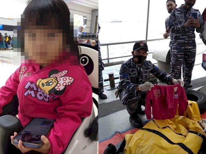Netizen Doakan Yumna yang Jaketnya Ditemukan Utuh, 'Sekarang Kita Pulang' Kata Ibunya