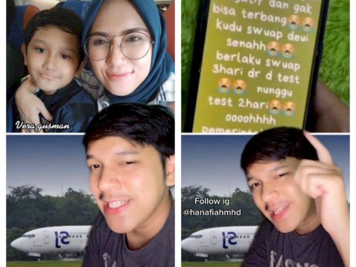 Kisah Vera Gusman, Calon Penumpang Sriwijaya SJ-182 yang Selamat dari Maut