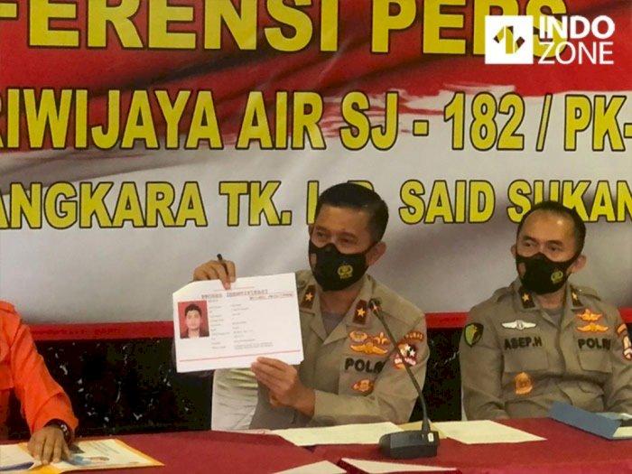 1 Potongan Tubuh Korban SJ182 Berhasil Diidentifikasi, Atas Nama Okky Bisma