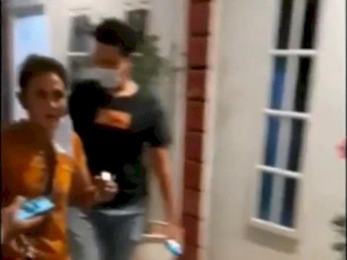 Detik-detik Ibu Kandung Ditangkap Tega Jual Anaknya Rp 350 Ribu ke Pria Hidung Belang