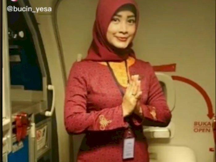 Ibunya Ada Dalam Pesawat, Anak Pramugari Sriwijaya Air: Ngga Nyangka Mi..