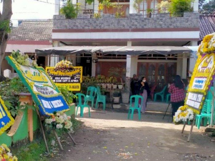 Kondisi Terkini Rumah Kapten Afwan, Dibanjiri Karangan Bunga hingga Didatangi Bupati Bogor