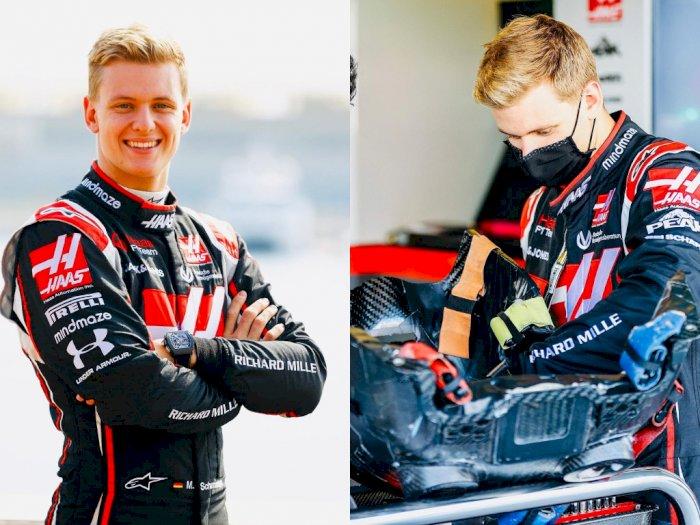 Debut Bersama Haas F1, Mick Schumacher Diharapkan Bisa Meniru Langkah Leclerc