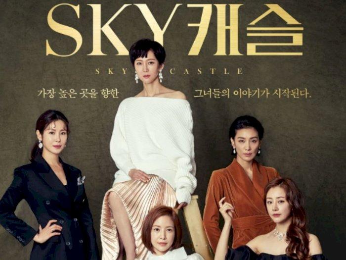Sinopsis 'SKY Castle' (2018-2019) - Kisah 4 Keluarga yang Hidup dalam Kemewahan