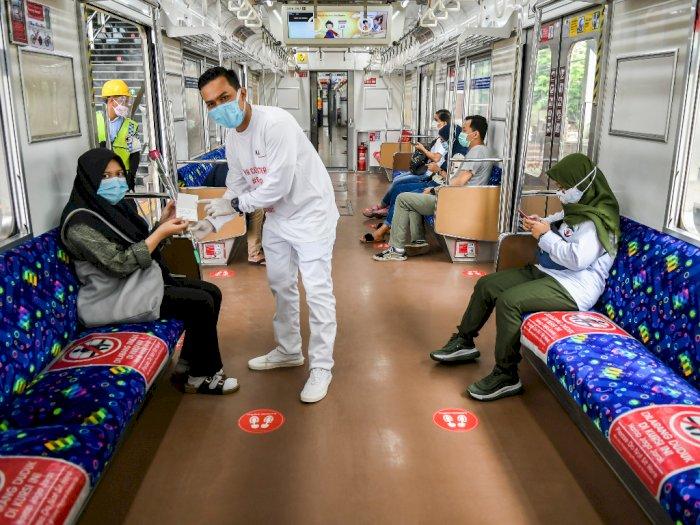 PPKM Berlaku Hari Ini, KRL Commuter Line Beroperasi Hingga Pukul 22.00 WIB