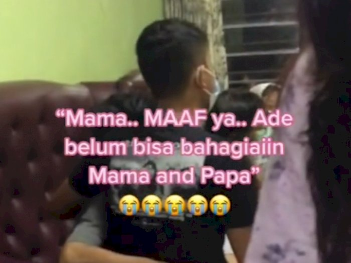 Sebelum Sriwijaya Take Off, Pramugari Mia: Mama Maaf, Ade Belum Bisa Bahagiain Mama Papa