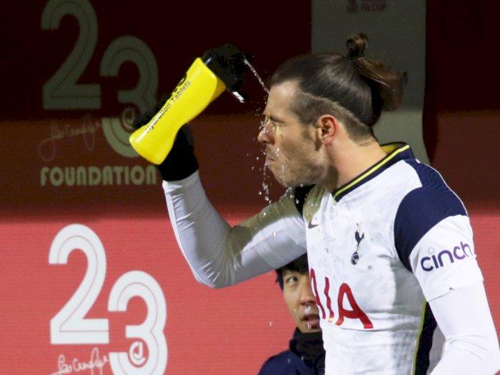 FOTO: Piala FA, Tottenham Hotspur Bantai Marine 5-0