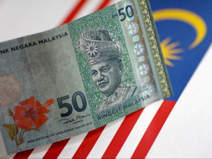 Malaysia Resmi Umumkan Darurat Nasional, Kurs Ringgit Ikut Melemah