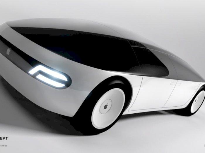 Tahun Depan, Apple Car Versi Beta Bakal Diluncurkan!