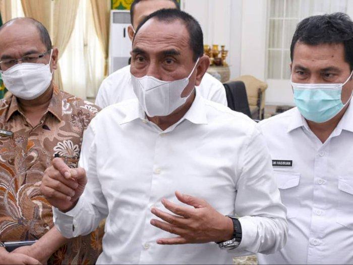 BPOM Restui Vaksin Sinovac, Gubernur Edy: 14 Januari Saya Duluan yang Divaksin di Sumut