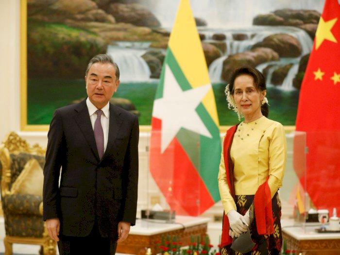 Tiongkok Akan Beri Myanmar Vaksin COVID-19 Secara Gratis