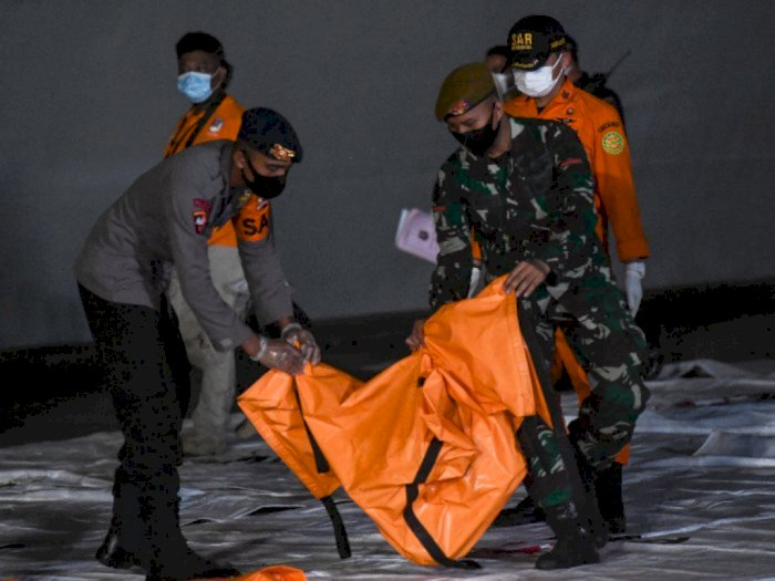 Fadly Satrianto, Salah Satu Korban SJ182 Teridentifikasi Ternyata Co Pilot