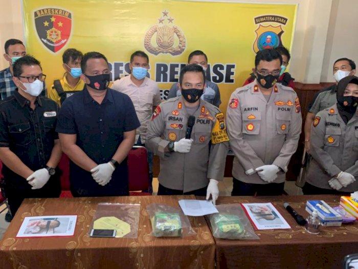 Bawa Sabu 2 Kilogram Menggunakan Bus dari Aceh, Kurir asal Lhoksemawe Tewas Didor Petugas