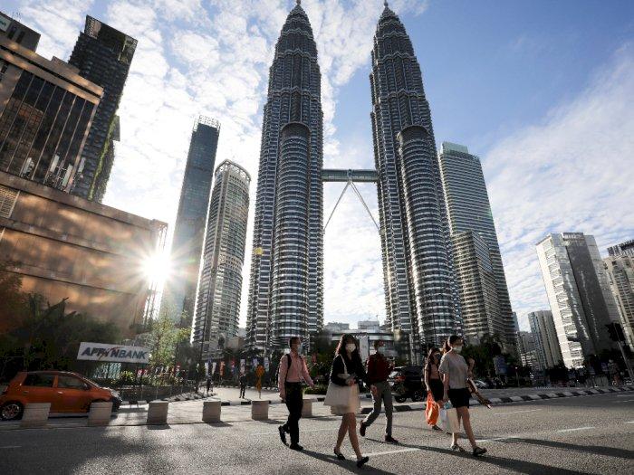 Kasus Covid-19 Semakin Tinggi, Malaysia Umumkan Status Darurat Nasional