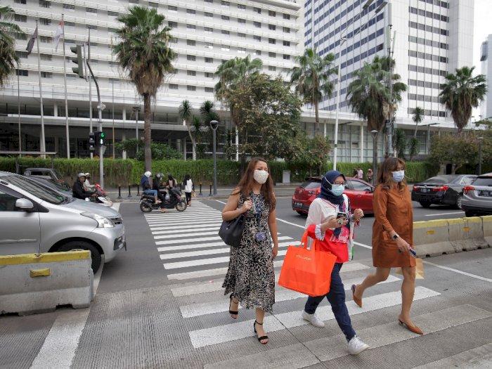 PSBB Ketat di Jakarta, Jumlah Kendaraan dan Penumpang Transportasi Umum Turun