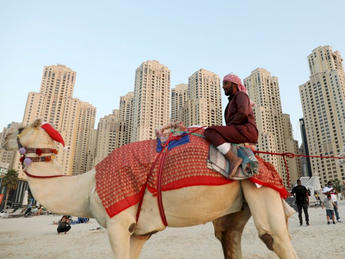 Dubai Alami Lonjakan Kasus Covid-19, Inggris Hapus UEA dari Daftar Koridor Perjalanan
