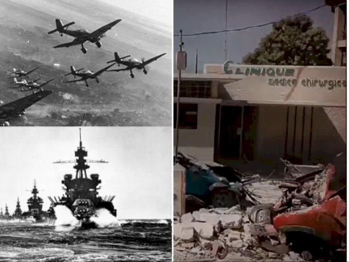 Peristiwa 12 Januari: Dari Serangan Rusia ke Eropa Saat PD II Sampai Gempa Bumi di Haiti