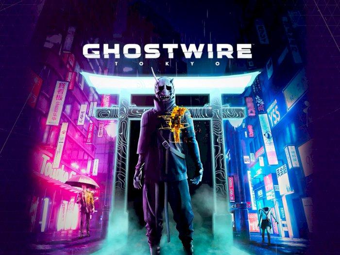 Ghostwire: Tokyo Bakal Diluncurkan di PlayStation 5 Bulan Oktober 2021 Nanti