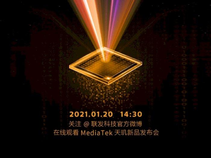 MediaTek Segera Umumkan Chipset Baru Pada Tanggal 20 Januari Nanti!